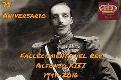 SM el Rey Alfonso Xlll.
