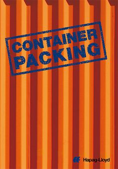 Container Specifications, Sea Containers, Dangerous Goods, New Market, Online Business, Remote, Pilot