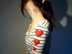 I wear my heart on my sleeve.  like it or not.