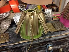 Leather pouch by OCO Ibiza.  http://www.oco-ibiza.com