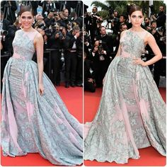 FASHION FROM CANNES FILM FESTIVAL 2016  #ArayaAHargate in #ZuhairMurad  #cannes #cannes2016 #cannesfilmfestival #cannesfilmfestival2016 #fashionista #wow #fashionblogger #blogger #black #spring #summer #dress #queen #gown #legsfordays #casual #fashion #blogger #croptop #heels #angel #model #superstar #supermodel #beauty #makeup by fashion_style_celebrity