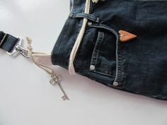Made from 100% cotton recycled jean denim Eco friendly machine washable and dryable. Each shoulder bag is independently design no massive production only one of the kind. Made from recycled a dark blue jeans with liner with two pockets outside and double pocket inside.