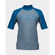 Alternate Product View 1 for TEEN ALL DAY UNITY SHORT SLEEVE SURF SHIRT GRAPHITE