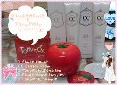 Welcome September, Etude House, Cream Cream, Giveaway, Beauty Products, Glow, Gadgets, Apple, Apple Fruit
