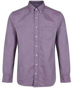 The Men's GANT the Oxford Shirt is the ideal companion for your wardrobe this season, quickly becoming a wardrobe staple which will carry you from work to weeke Joules Clothing, Crew Clothing, Stylish Shirts, Button Down Collar, Barbour, Wardrobe Staples, Your Style, Gender, Oxford