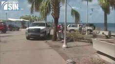 Inician limpieza de escombros tras paso de Irma en Puerto Rico