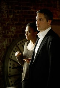 Season 2 Episode 19 Reese and guest star Traci Thoms