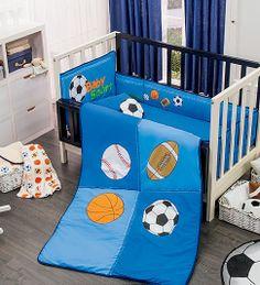 Para los pequeñitos de la casa: Juego de Cuna Baby Sport