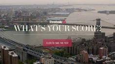 Reebok - The Human Score Video