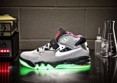 Nike Sportswear engineers top-secret Area 72 Collection featuring Raygun for NBA All Star game