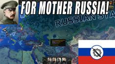 Hoi4 Kaiserreich Russia guide - Boris Savinkov saves Holy Russia Holi, Russia, Channel, Gaming, Youtube, Movies, Movie Posters, Videogames, Films