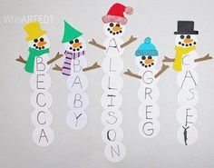 winter activities - craft activities - winter crafts for children - amorecraftylif . Winter Activities For Kids, Winter Crafts For Kids, Winter Kids, Craft Activities, Winter Preschool Crafts Toddlers, Preschooler Crafts, Preschool Arts And Crafts, Daycare Crafts, Classroom Crafts