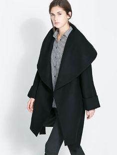 217722b0 15 Best Zara winter coats we love images | Winter coats, Winter ...
