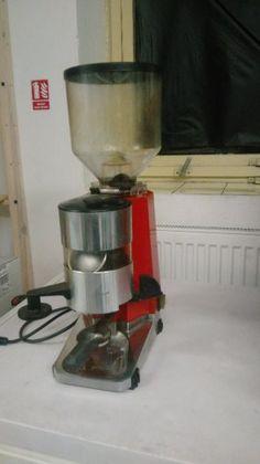 Profi kávomlýnek Fiorenzato Quamar F80 - 1