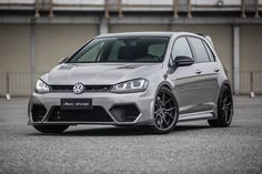VW Golf R 400 Hp ASPEC PPV400