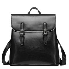 Female Male Backpack Women Men Cow Leather Backpack Fashion Women Bag  Shoulders Bag Women Top- f389233d2e98