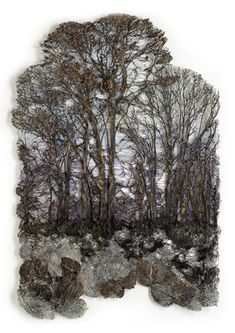 Leslie Richmond, Distant Forest Series, Distant Forest 2