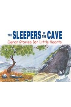 "The Sleepers in the Cave is a part of series ""Quran Stories for Little Hearts"" written or designed by famous author Saniyasnain Khan and published by Goodword Books. Quran, Islamic, Cave, Author, Learning, Books, Kids, Livros, Children"