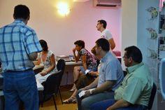 10 august 2012: Primul workshop din Scoala de Vara Magister. Specialistii nostri explica participantilor functiile SmartCash RMS.   Voi ce vreti sa aflati la Scoala de Vara Magister? Scrieti-ne intrebarile voastre pe www.smartcash.ro/forums! #software #retail