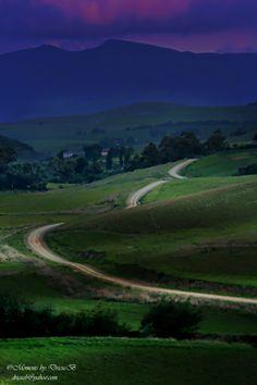 Road to nowhere, Kokstad, Kwa-Zulu Natal Kwazulu Natal, Winding Road, Take Me Home, Live, 6 Years, Roads, Awesome, Amazing, Cry