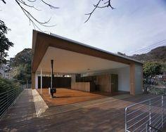 how to catch the mountain -  tezuka architect