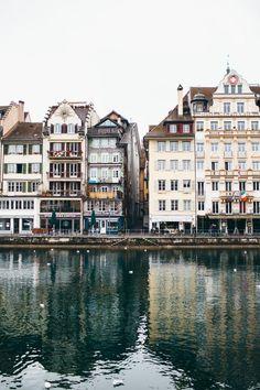 Lucerne, Switzerland If I could go back I would