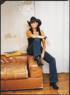 I used to sing Terri Clark songs nonstop when I was little!