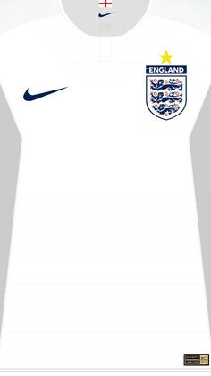 England 18-19 kit home ?