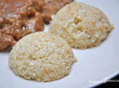 Recepty na hubnutí Květáková rýže (LCHF, keto, low carb) - Recepty na hubnutí Krispie Treats, Rice Krispies, Lchf, Lowes, Muffin, Low Carb, Cookies, Breakfast, Desserts