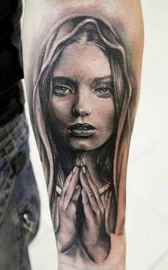 Tattoo Artist - Proki Tattoo - religious tattoo - www.worldtattoogallery.com