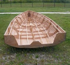 DS15 radius chine plywood boat plans #buildaboat