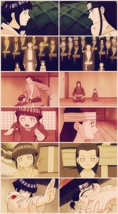 Neji and Hinata They teached us so much! I wanted them to change the Hyuuga clan so badly. They were destined to do it together until they killed Neji in order for NaruHina to happen. The fandom is disgusting! Hinata Hyuga, Naruto Uzumaki, Itachi, Neji E Tenten, Boruto, Sasuke Sakura, Noragami, Awesome Anime, Anime Love