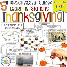 Thanksgiving: Intera