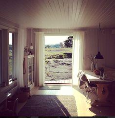 Scandinavian Retreat on instagram