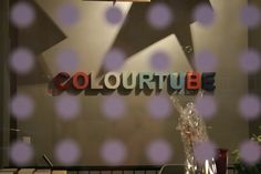 Colourtube  Shop and office for Scenographie and interior Design, Hamburg, Germany