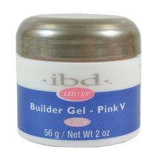 IBD Led/uv Gels, Pink V 2 Oz. ** Be sure to check out this awesome product.