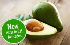 Find Avocados and more from SparkRecipes.com. via @SparkPeople