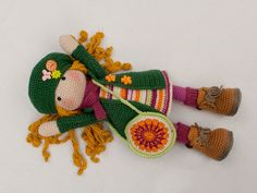 CaroCreated Doll Ida