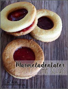 Rezept: Marmeladentaler mit Schuss   fraeulein-nebel.org