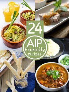 24 Amazing Autoimmune Protocol (AIP) Friendly Recipes