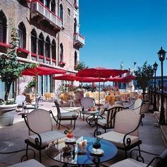 Check out this slideshow Bauer Il Palazzo in this list The Best Hotels in Venice