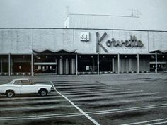 Parkville-Overlea: Korvette's