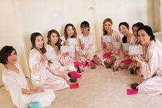 www.homeboii.com Real Brides  Bridal Robes