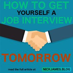 The first step to getting your next job, is getting the interview. If you're feeling stuck and unable to get your shot, then I'm glad you're here! These 7 secrets focus on creatin… Interview Techniques, Job Interview Tips, Resume Writing Services, Feeling Stuck, Career Advice, New Job, Family Life, The Secret, Leadership
