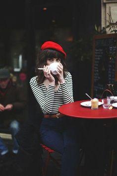 Como se vestir como uma francesa                                                                                                                                                                                 Mais