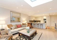 A brand newly renovated three bedroom maisonette covering 1,701 square feet located in the ever popular Peterborough Estate SW6
