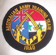 Australian Army Training Team Iraq.....
