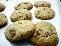 Casa, Coisas e Sabores: Cookie mais fácil do mundo