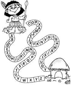 Ajude o índio a chegar a sua oca, passando pelo caminho do alfabeto. Indigenous Tribes, India, Character Design, Playing Cards, Snoopy, Album, Comics, Cool Stuff, Fictional Characters