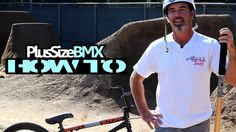 Jon Faure gives you a few pointers on how to ride dirt jumps even if you suck. Jon is a smooth rider who didn't come to BMX until he was in his late 30's. But he…